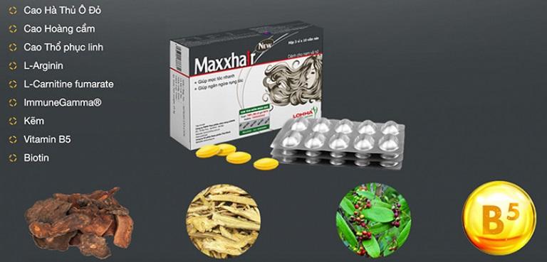 Các thành phần thảo dược lành tính nên sản phẩm không có tác dụng phụ
