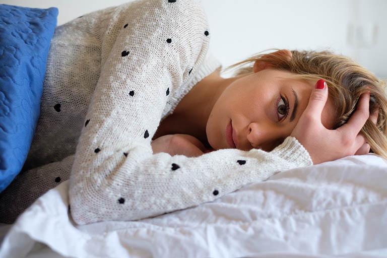 Biểu hiện chính của chứng rối loạn giấc ngủ
