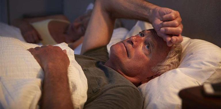 Chẩn đoán rối loạn giấc ngủ ở người cao tuổi