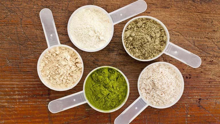 Bột protein mang lại nhiều lợi ích cho sức khỏe