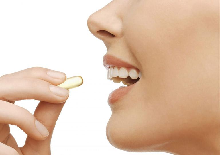 Người mẹ nên uống nhiều loại thuốc chứa vitamin để cung cấp dưỡng chất cho cơ thể
