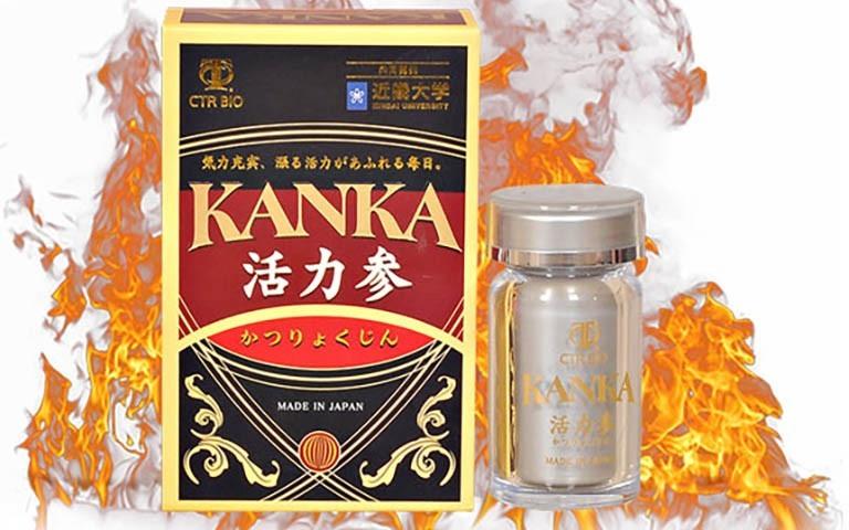 Kanna là tiên tử chốn phòng thê nhờ khả năng cải thiện sinh lý phải mạnh