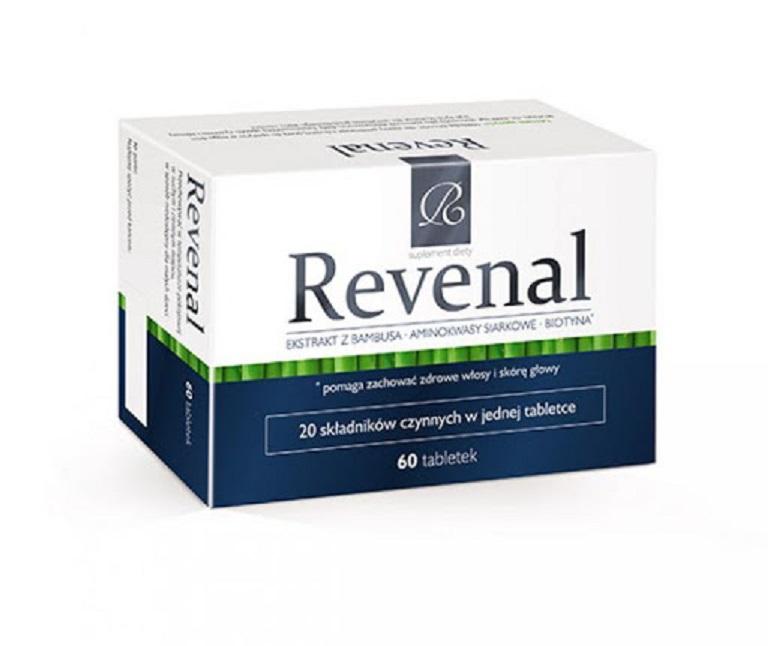 Thuốc trị rụng tóc Revenal