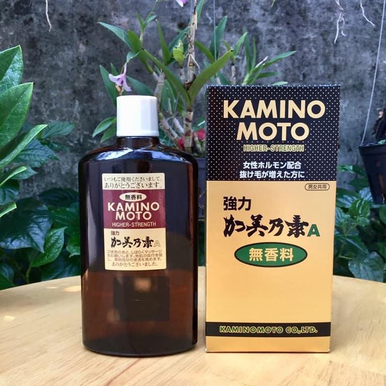 Thuốc chống rụng tóc Kaminomoto Higher Strength