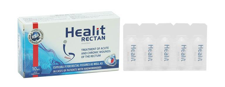 Thuốc đặc trị bệnh trĩ Healit Rectan