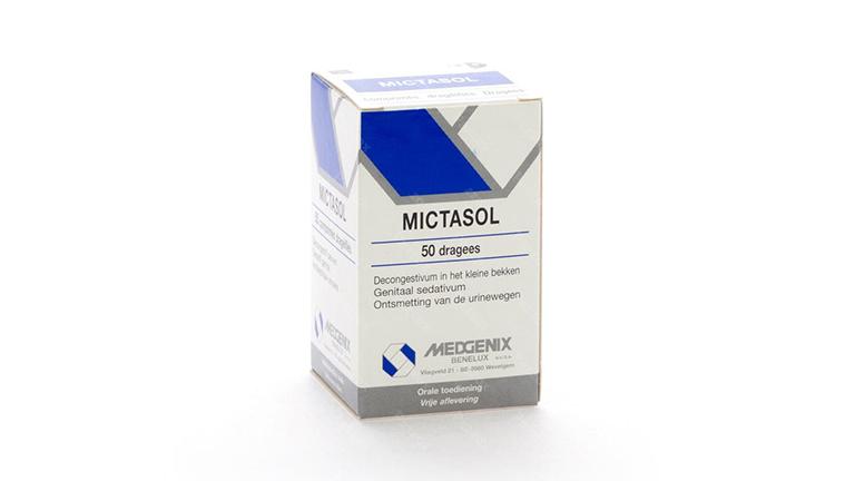 Thuốc Mictasol