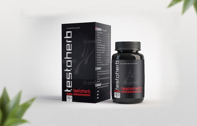 Thuốc cường dương tốt cho nam giới Testoherb