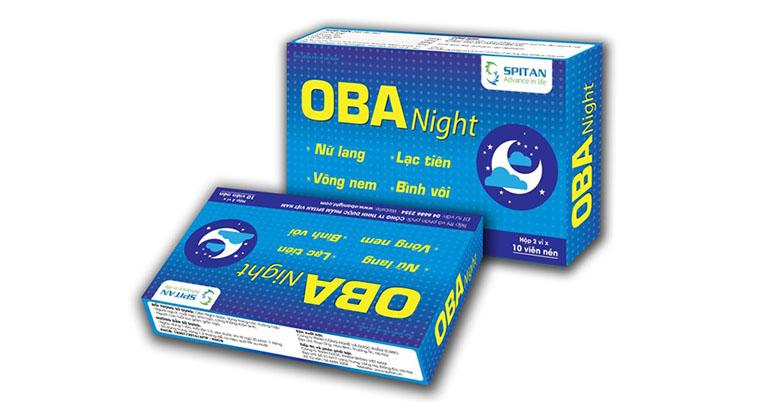 thuốc ngủ thảo dược