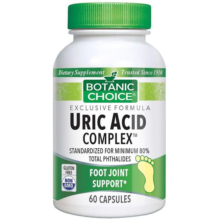 thuốc trị gout của mỹ Uric Acid Complex