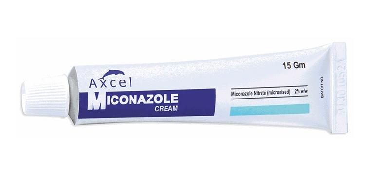 Thuốc trị hắc lào Axcel Miconazole