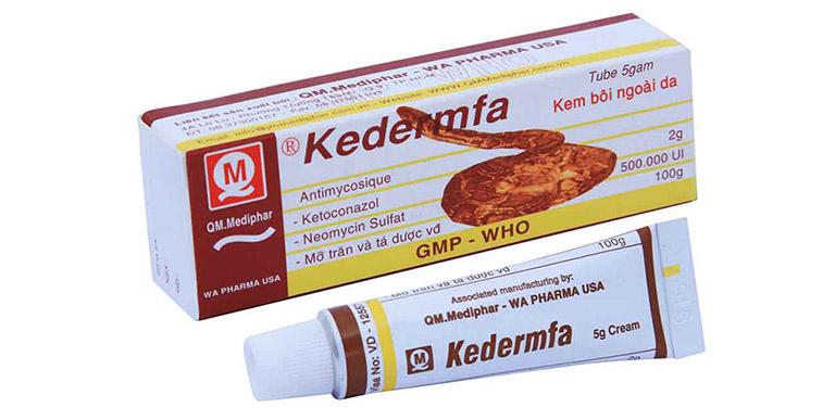 Thuốc Kedermfa