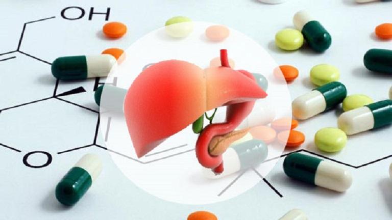 Có thể dùng bổ sung thuốc hướng gan trong quá trình điều trị