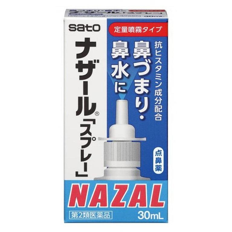 Thuốc trị viêm mũi dị ứng Nazal