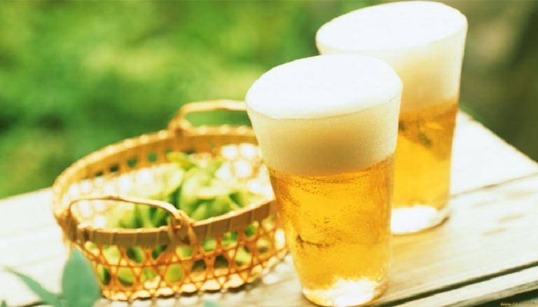 Gội đầu bằng bia trị gàu chỉ phù hợp với người bệnh nhẹ