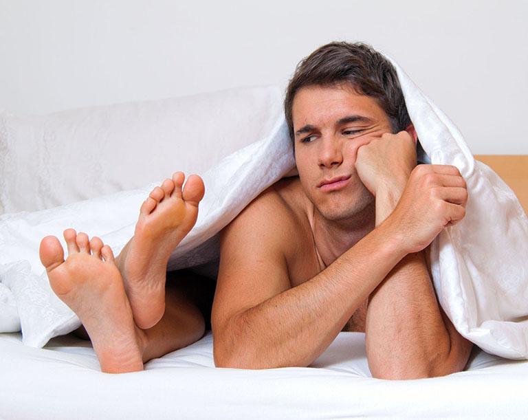 Viêm đường tiết niệu ở nam giới gây ảnh hưởng lớn đến đời sống tình dục