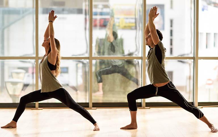 Thường xuyên luyện tập thể dục thể thao, tăng cường vận động