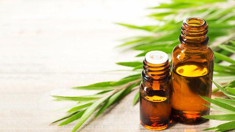 Liệu pháp hương thơm với tinh dầu có thể ứng dụng trong điều trị bệnh ngoài da
