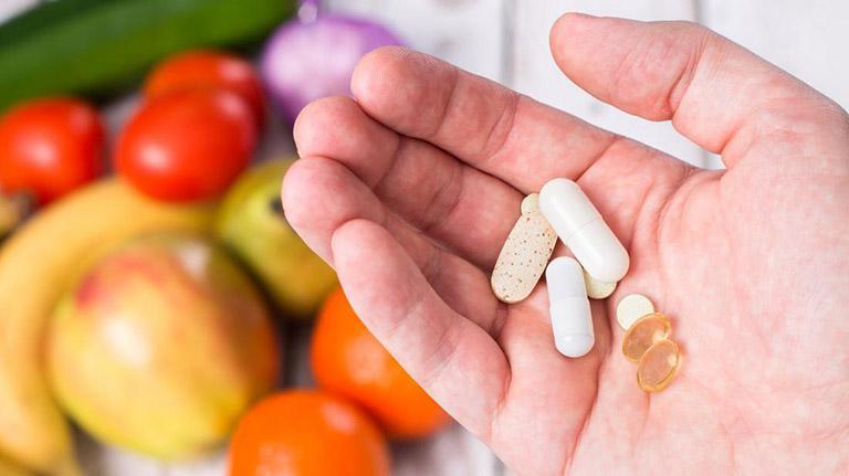 Bạn có thể ngăn ngừa zona thần kinh trên mặt bằng cách sử dụng các loại thực phẩm chức năng