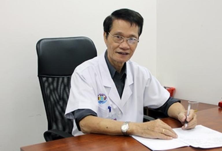 Phòng khám tư nhân của bác sĩ Hà Văn Thương cũng là địa chỉ thăm khám phụ khoa uy tín