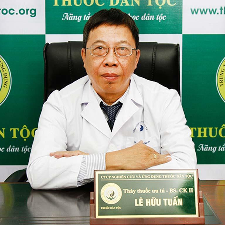 Thầy thuốc Ưu tú Lê Hữu Tuấn