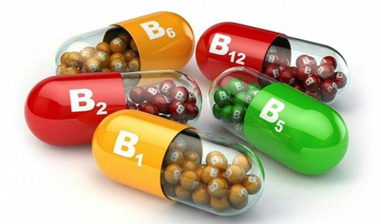 Bổ sung thêm vitamin B để cải thiện các triệu chứng gây bệnh