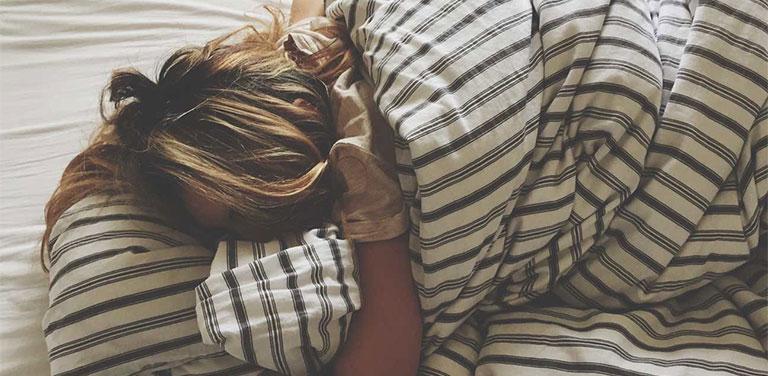 Thức giấc không ngủ lại được