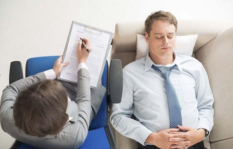 Tìm đến các bác sĩ tâm lý để lấy lại cân bằng cuộc sống