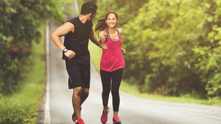 Tập thể dục rất tốt cho sức khỏe và hỗ trợ điều trị bệnh