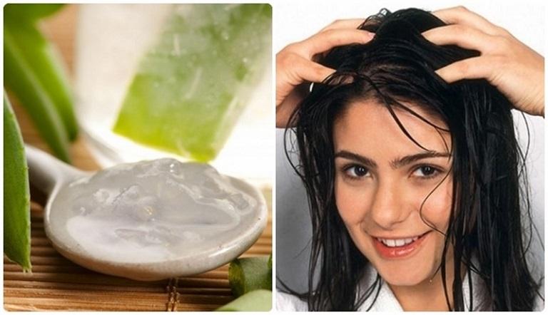 Sử dụng mặt nạ ủ tóc để bổ sung các dưỡng chất cho tóc