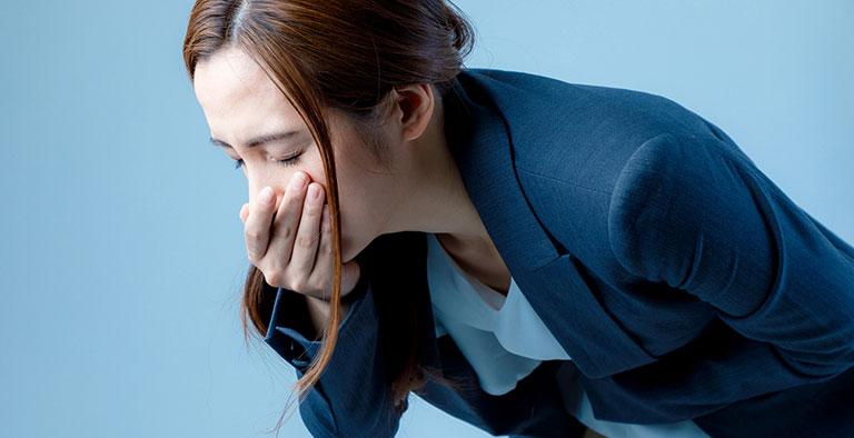 Cách chữa đau bụng đi ngoài buồn nôn