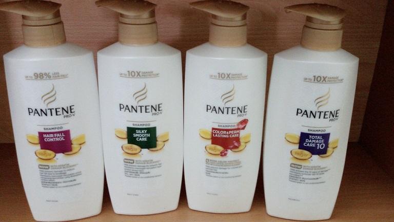 Dầu gội cho tóc dầu Pantene Purify Clarifying Shampoo