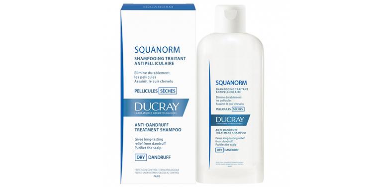 Ducray Squanorm Anti-Dandruff Shampoo - Dry Scalp