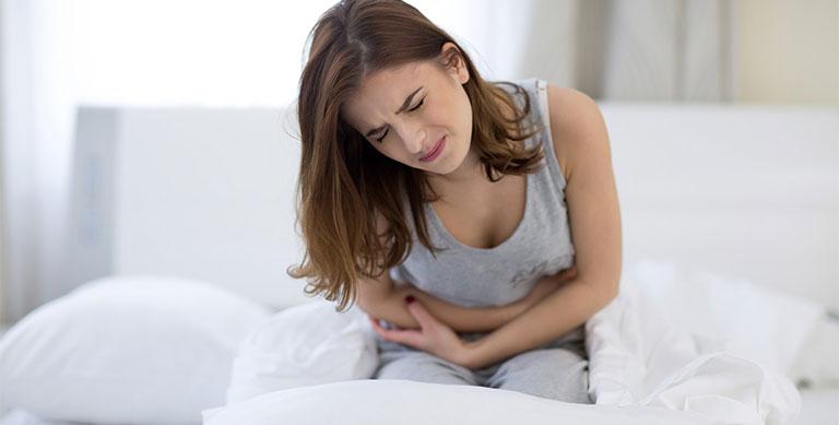 phân biệt dấu hiệu có kinh và có thai