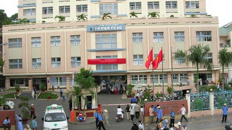 Bệnh viện Từ Dũ địa chỉ tin cậy đốt điện viêm lộ tuyến cổ tử cung