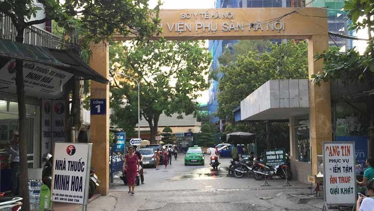 khám phụ khoa cho bé gái tại bệnh viện Phụ Sản Hà Nội