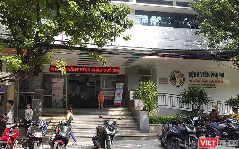 khám phụ khoa cho bé gái tại bệnh viện Phụ Nữ Thành Phố Đà Nẵng