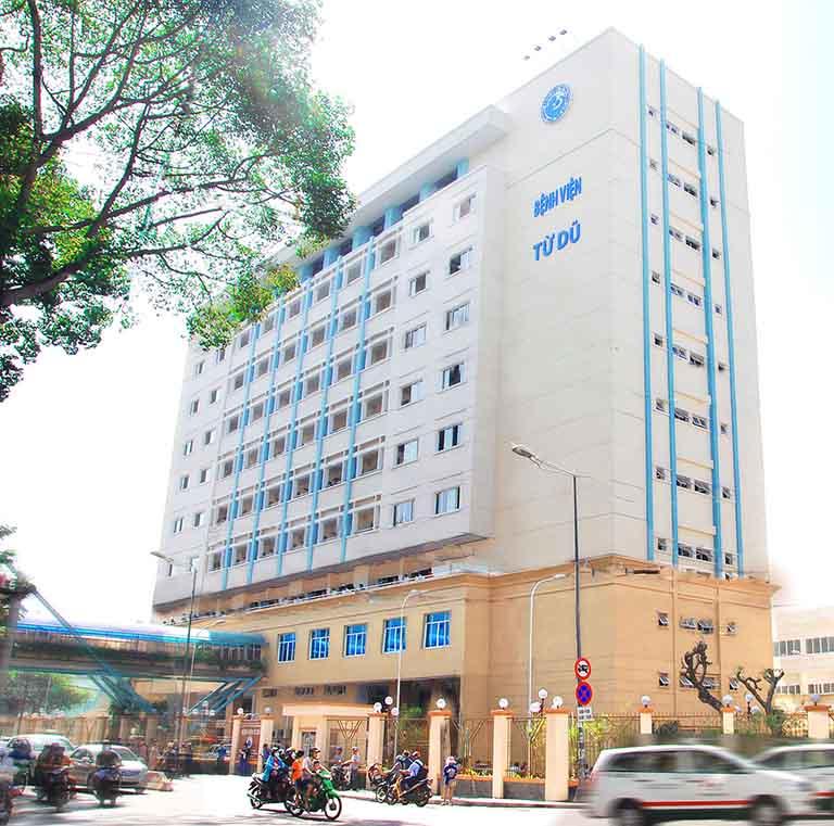 khám phụ khoa cho bé gái tại bệnh viện Từ Dũ