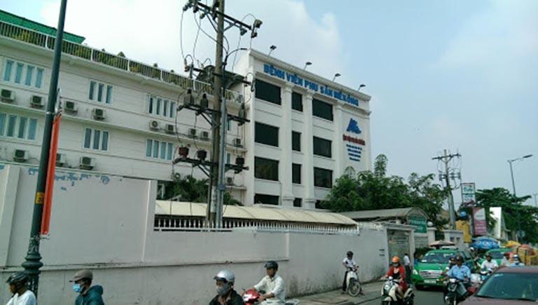 khám phụ khoa định kỳ tại bệnh viện Phụ Sản Mêkong