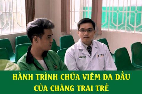 Phản hồi về bài thuốc chữa viêm da dầu
