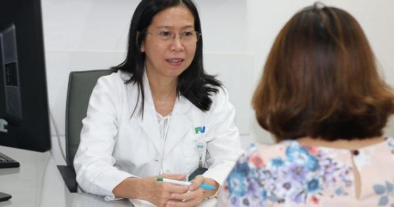 Bác sĩ Nguyễn Thị Vĩnh Thành là người có trình độ chuyên môn cao và nhiều năm kinh nghiệm