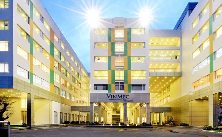 Bệnh viện Đa khoa Quốc tế Vinmec Times City có cơ sở vật chất khang trang hiện đại, được nhiều chị em tìm đến thăm khám bệnh phụ khoa