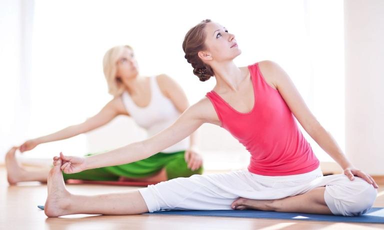 Tiến hành tập luyện khoa học giúp giảm cân và duy trì cân nặng ở mức độ hợp lý
