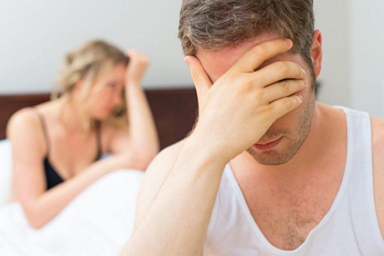Rối loạn cương dương ảnh hưởng đến hạnh phúc gia đình