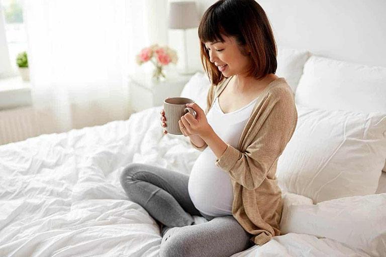 chữa rối loạn giấc ngủ khi mang thai