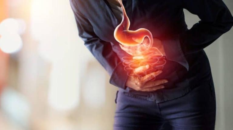 Rối loạn tiêu hóa là bệnh lý gây ra triệu chứng đau bụng từng cơn thường gặp