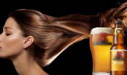 Cách trị rụng tóc bằng bia - Tưởng đùa mà hiệu quả thật