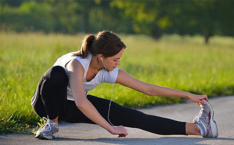 Tăng cường tập luyện thể dục thể thao nhẹ nhàng để hỗ trợ điều trị, nâng cao hiệu quả mang lại