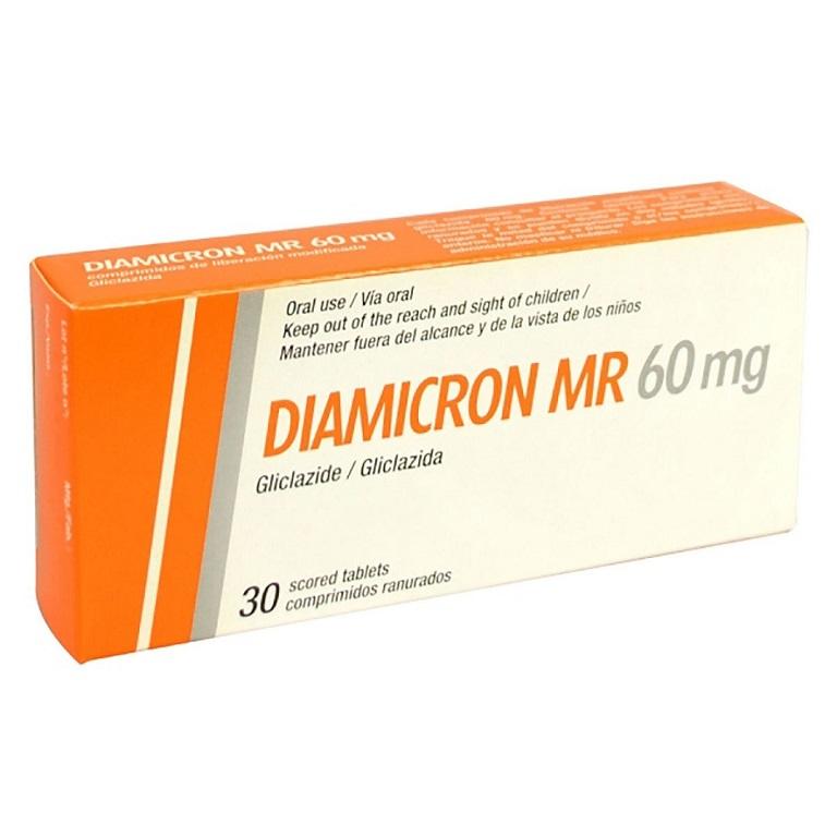 Diamicron - thuốc điều trị tiểu đường tuýp 2 hiệu quả