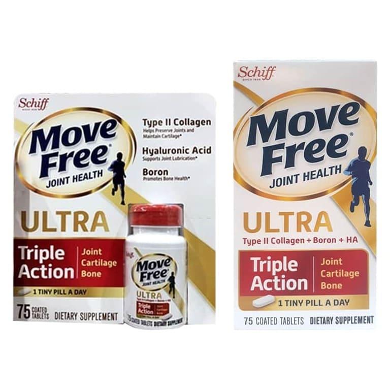 Thuốc tây trị đau lưng của Mỹ Move Free