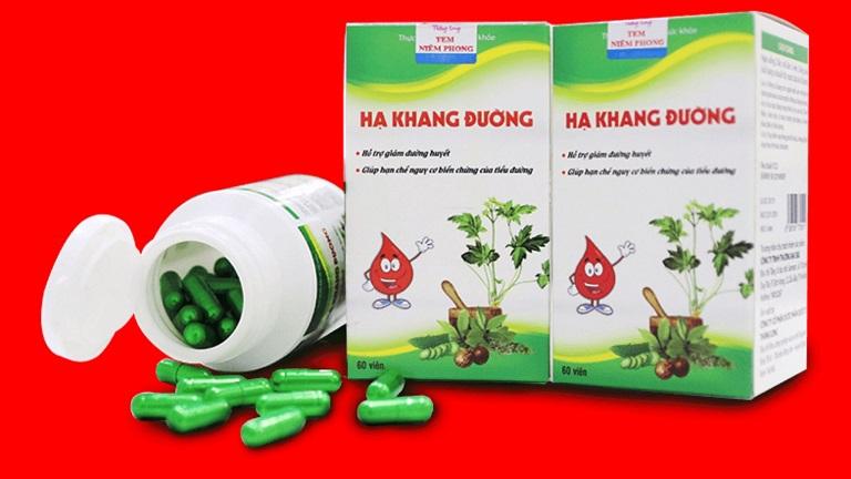 Hạ Khang Đường giúp hỗ trợ điều trị bệnh tiểu đường